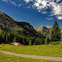 The Alps 2014 Switzerland Kandersteg 15 :: Arturs Ancans