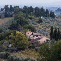 Тоскана , вечереет :: Павел L