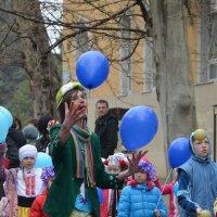 День города :: Елена Николаева