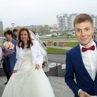 веселая свадьба :: Eugenia Sorokina
