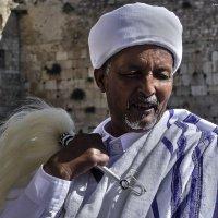 Глава общины или эфиопский барон«Израиль, всё о религии...» :: Shmual Hava Retro