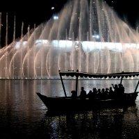 Музыкальные фонтаны Дубая :: Ирина