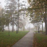 В парке :: Николай Алехин