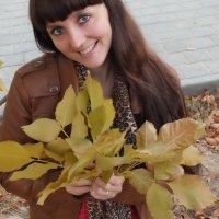 Осень :: Анастасия Паллина