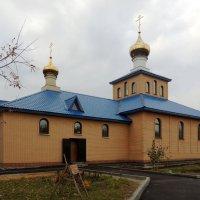Церковь Благовещения Пресвятой Богородицы. :: Александр Качалин