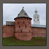 Башни Новгородского кремля :: Евгений Никифоров