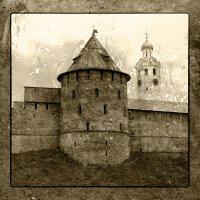 Башни Новгородского кремля 2 :: Евгений Никифоров