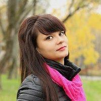 осенний портрет :: Анна Бушуева