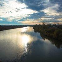 река Чумыш :: Виктория Владимировна