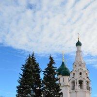 Церковь Ильи Пророка г. Ярославля :: Anton Сараев