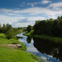 Река Абава :: Marina S.