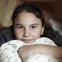 Девочка :: Ирина Корнеева