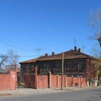 Дом на ул. Льва Толстого :: Canon PowerShot SX510 HS