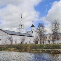 Спасо-Прилуцкий Димитриев монастырь :: Александр Назаров