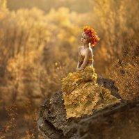 Осенняя дива :: Марина Жаринова