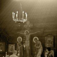 Молитва :: Сергей Михайлов