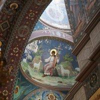 Пантелеймоновский собор - Новый Афон :: Андрей Lyz