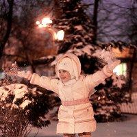 Ура! Зима пришла! :: Алиса Бронникова