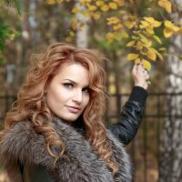 ...осень. :: Евгения Казанцева