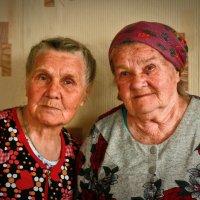 Сестрёнки :: Евгения Казанцева