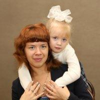 Моя мама лучшая на свете :: Ольга Тимонина