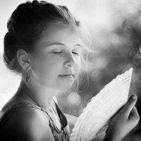 А ветер был лёгким и веял теплом :: Ирина Данилова