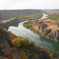 Штат Айдахо. Река Снейк. :: Владимир Смольников