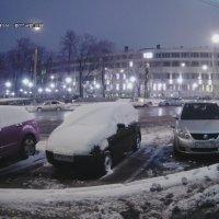Первый снег :: Владимир  Зотов