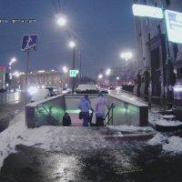 Синий  рассвет :: Владимир  Зотов