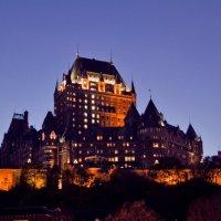 Chateau Frontenac, Quebec City, Canada :: Виталий Бараковский