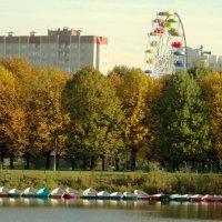 Южно-приморский парк. :: Владимир Гилясев