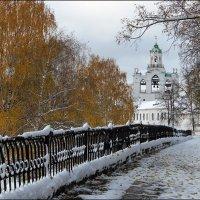 После первого снегопада :: Николай Белавин