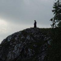на краю :: Дмитрий Часовитин