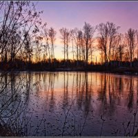 Ледяное озеро---04 :: Владимир Холодный