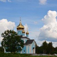 Благовещенский собор в Никандровой пустыни :: Ирина Никифорова