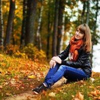 осень :: Ольга Гребенникова