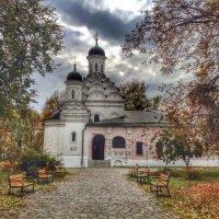 Храм Троицы Живоначальной в Хорошеве :: Ирина Егорова