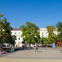 Площадь Героев Майдана в Кировограде :: Тарас Леонидов