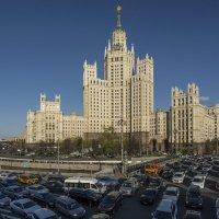 Сталинская высотка :: Минихан Сафин