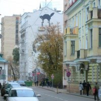 Большой Афанасьевский переулок. :: Василий Батурин
