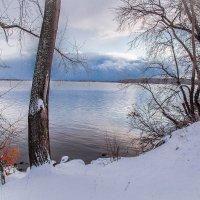 Зима на озере... :: игорь козельцев