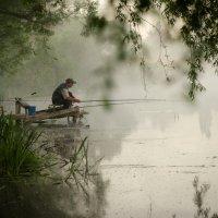 Рыбак :: Сергей Волков