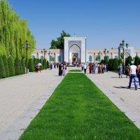 Узбекистан. :: Ирина Нафаня