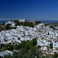 Белые городки Андалусии. Испания :: Виталий Половинко