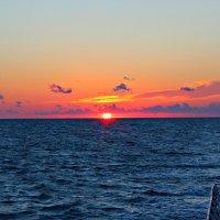 Черное море :: Анна Vashhilina