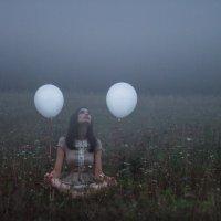 туман... :: Евгения Шутенкова