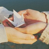 Всем любви и тепла :: Алина Рудая