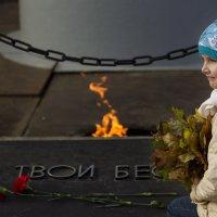Ваш подвиг бессмертен... :: Сергей Петров