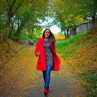 Осеннее настроение :: Семен Кактус