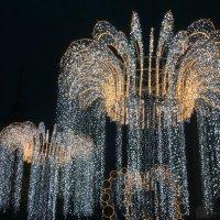 Световые инсталяции на фестивале Круг света, ВДНХ :: Мария Крылова